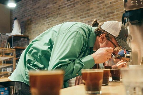 <h3>Coffee brewing workshop</h3>