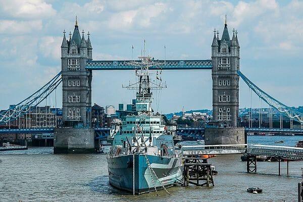 <h3>HMS Belfast</h3>