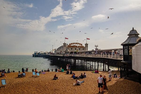 <h3>Day trip to Brighton</h3>