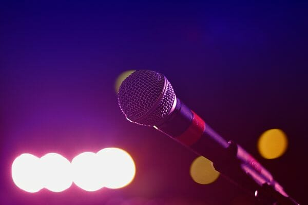 <h3>Private karaoke</h3>