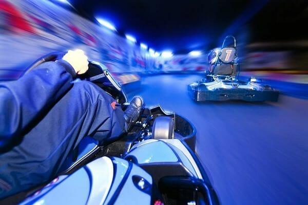 <h3>Indoor karting</h3>