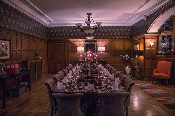<h3>Private dining</h3>