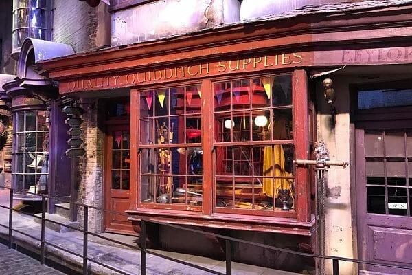 <h3>Harry Potter studio tour</h3>