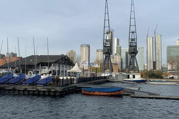 <h3>Docklands Watersports and Sailing Centre</h3>
