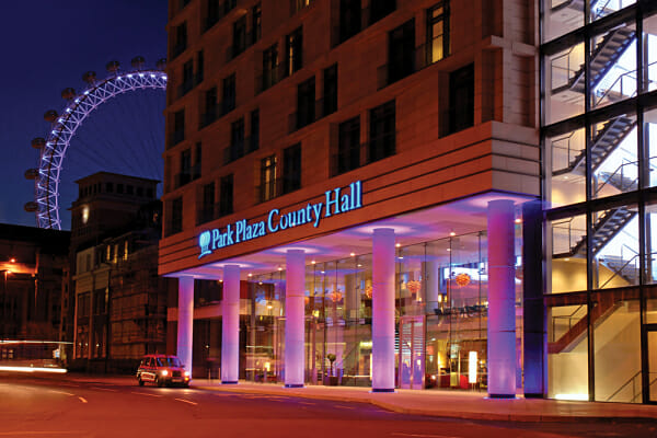 <h3>Park Plaza County Hall</h3>