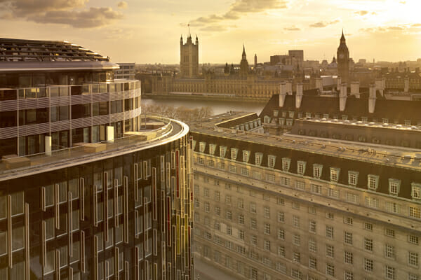 <h3>Park Plaza Westminster Bridge</h3>