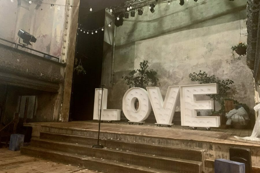 <h3>Wilton's Music Hall</h3>
